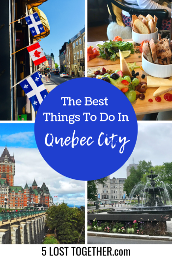 A Weekend Away in Quebec City