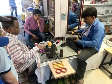 Custom bangles Jaipur
