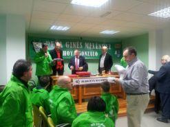 Inauguración Peña Ginés Meléndez
