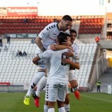 gol celebración equipo piña