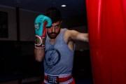 Juan Salmerón posa con cinturón de Campeón de España (6)