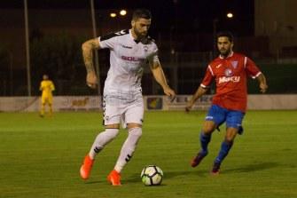 Amistoso La Roda - Albacete 2017-12
