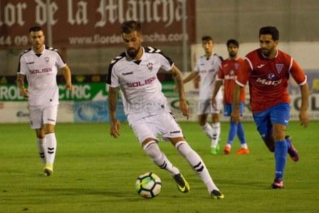 Amistoso La Roda - Albacete 2017-22