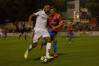Amistoso La Roda - Albacete 2017-9