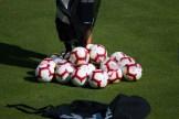 balones lfp Entrenamiento Albacete 18-19-13