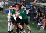 maikel mesa celebración gol permanencia cádiz