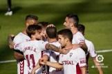 gol zozulia celebración equipo