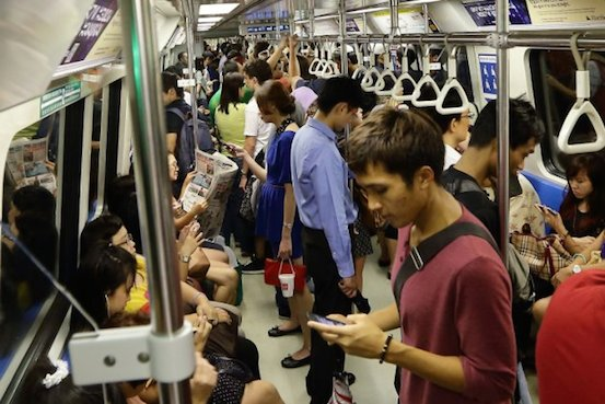 Population Debate In Singapore Fueled By Government White Paper