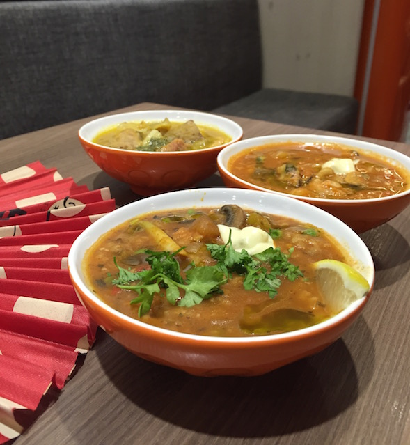 Soup Spoon Spanish Range