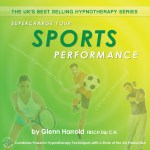 Glenn Harrold sports performance hypnosis