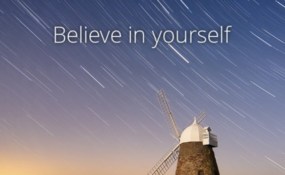 believe in yourself confident foreign language speakers