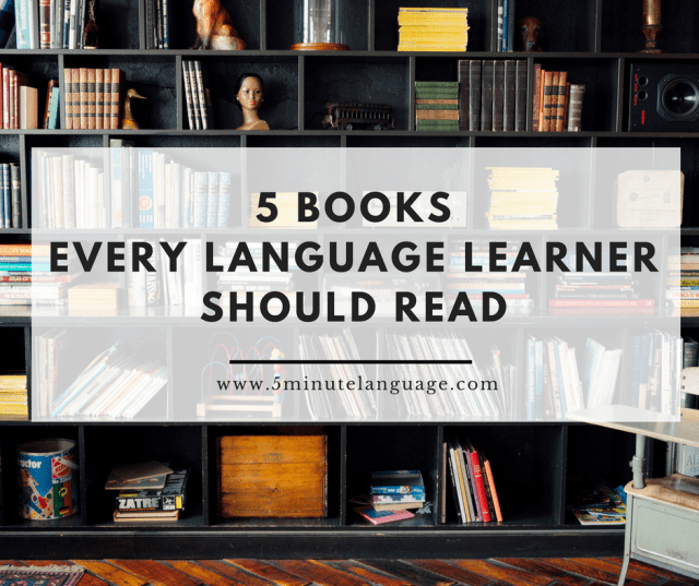 5 books every language learner should read