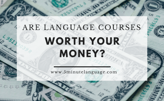 are language courses worth your money