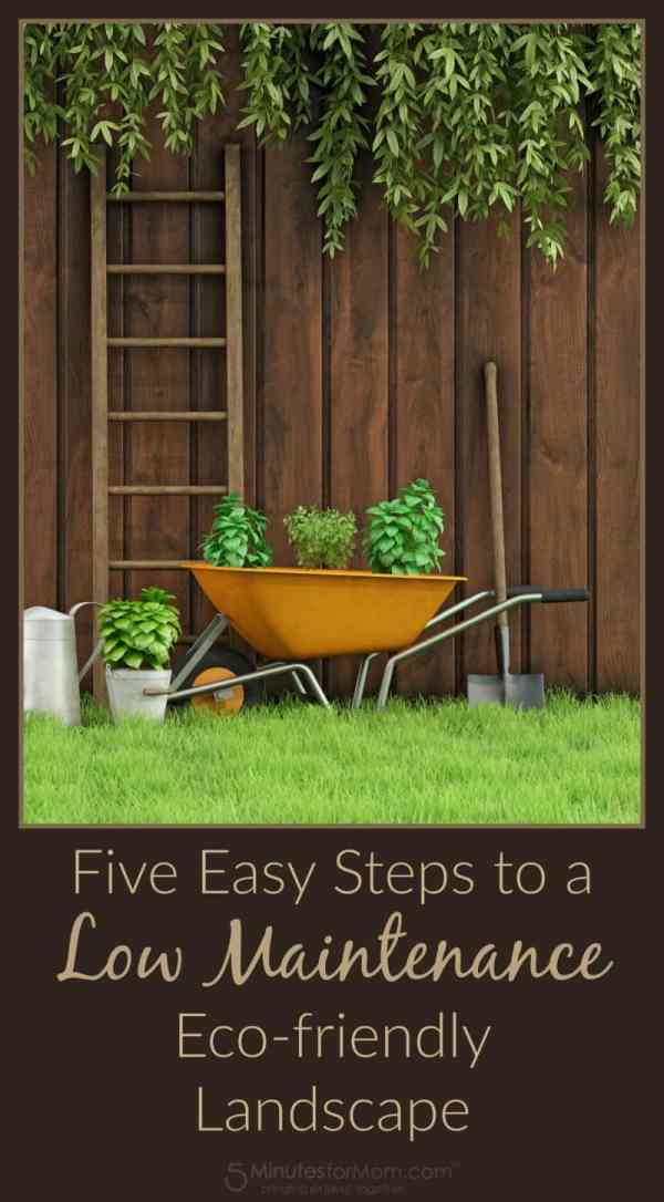 five easy steps maintenance
