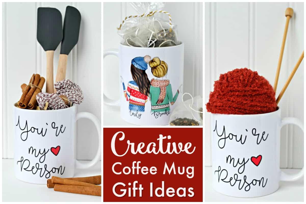 creative coffee mug gift