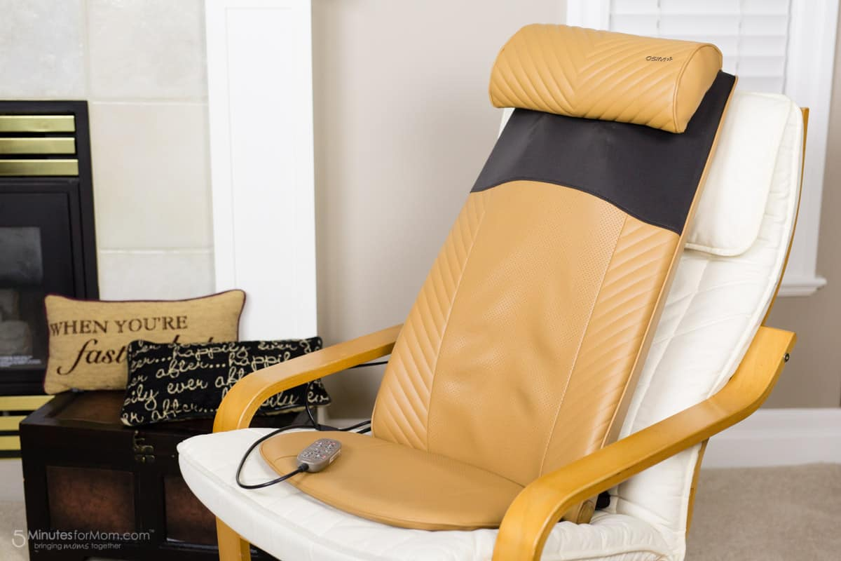 OSIM uJolly Back Massager  A Massage Chair You Can Use