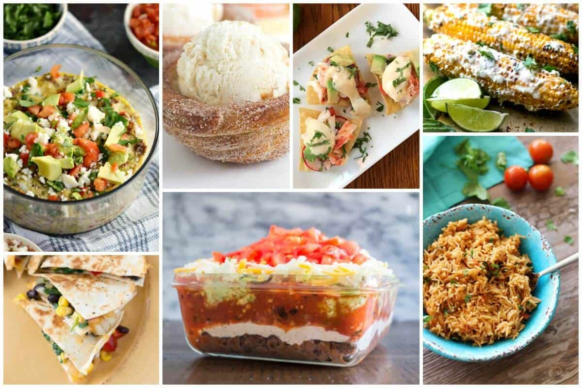Recipes For Cinco De Mayo And Our Delicious Dishes Recipe