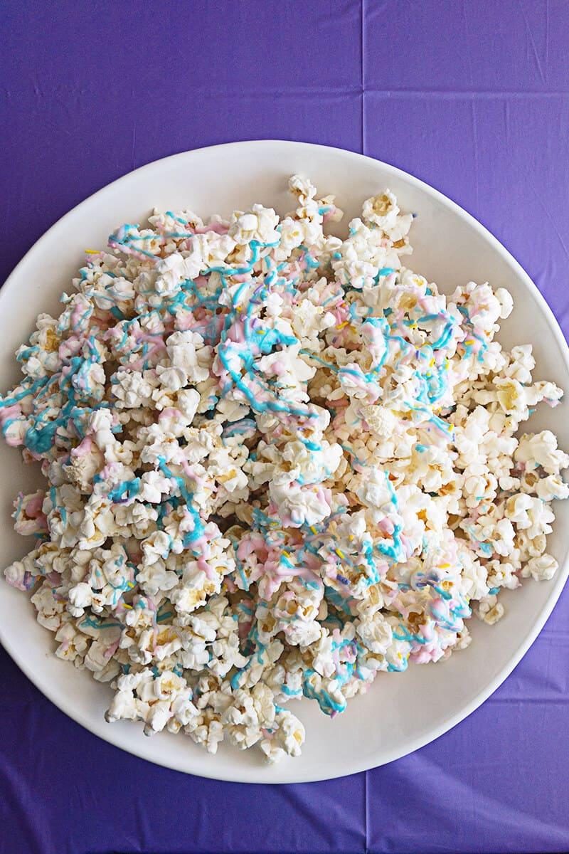 Unicorn Popcorn A Tasty Treat