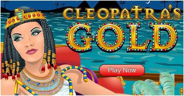 Cleopatra S Gold Slot Game With Progressive Jackpot To Win