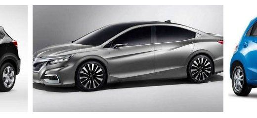 Upcoming Honda Cars