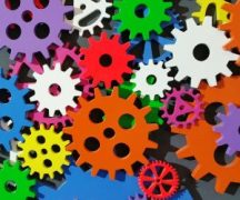 gears like my brain Adult with ADHD