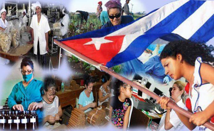 La historia de la Revolución Cubana es una lección magistral de cultura y libertad para con la mujer, desde los mismos comienzos fue alistado su juicio y razonamiento.