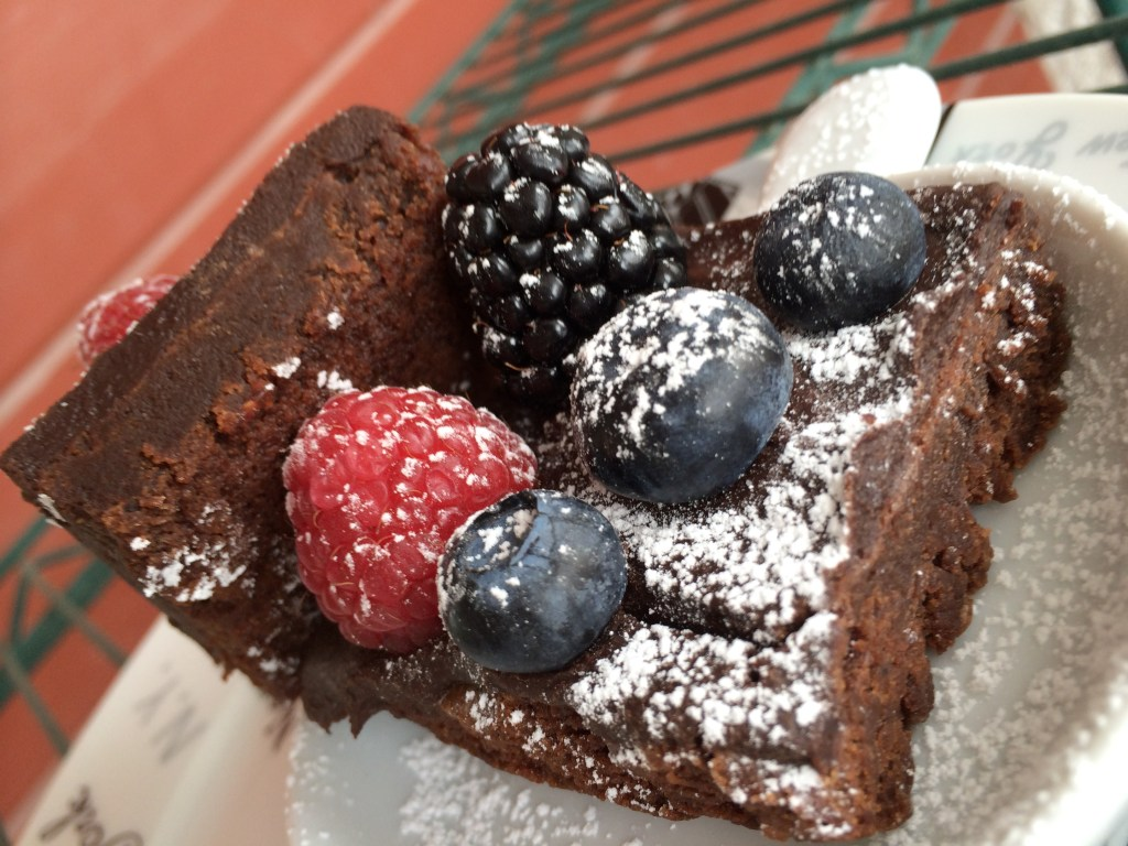 5 STAR COOKIES - RASPBERRY CHOCOLATE TRUFFLE CAKE