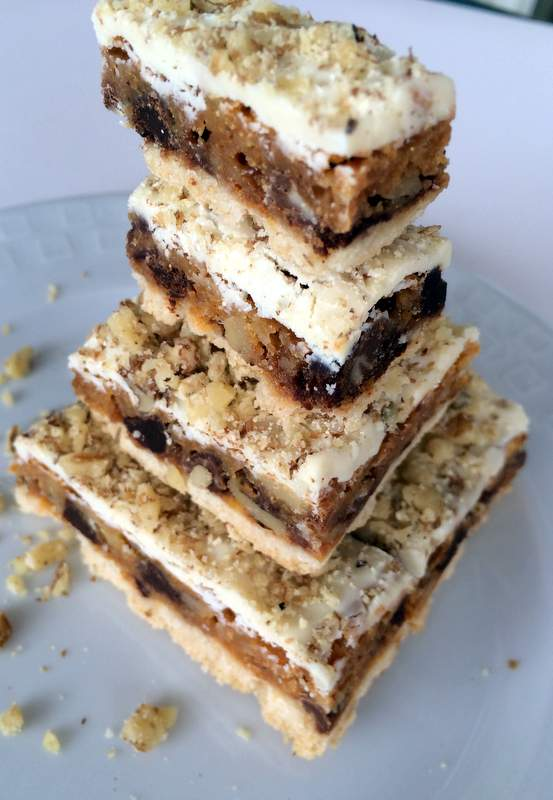 5 star cookies dream bars