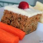 Carrot Cake First