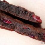 Dark Chocolate with Cherrries