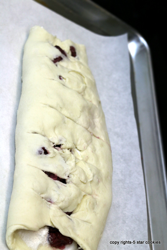 5starcookies unbaked strudel check mistake
