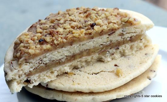 5starcookies baklava in half