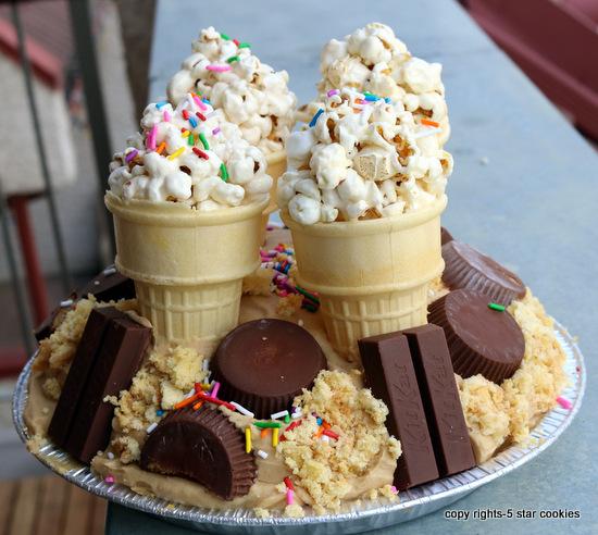 Peanut Butter Cake Quick