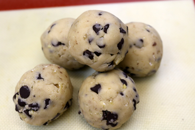 5 star cookies chocolate chips