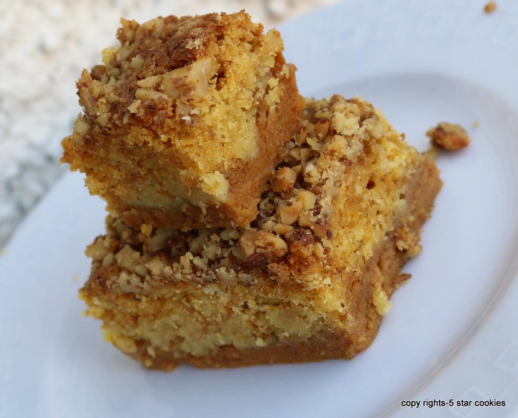 Pumpkin cake from the best food blog 5starcookies-Enjoy
