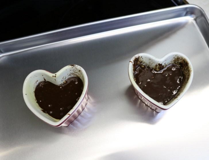 chocolate lava cake and 5starcookies