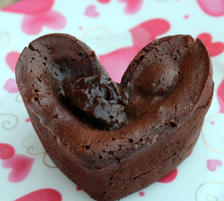 chocolate lava cake of the 5starcookies
