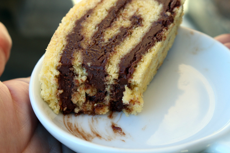 Nutella roulade and the best food blog 5starcookies