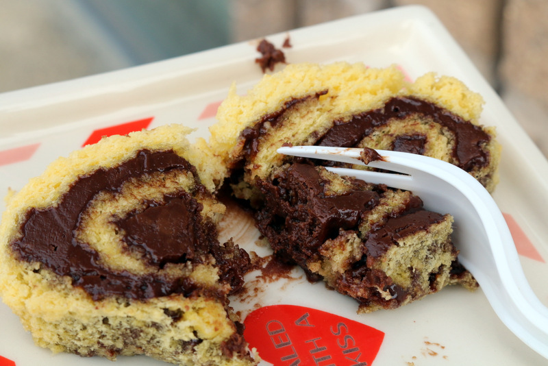 Nutella roulade of the best food blog 5starcookies