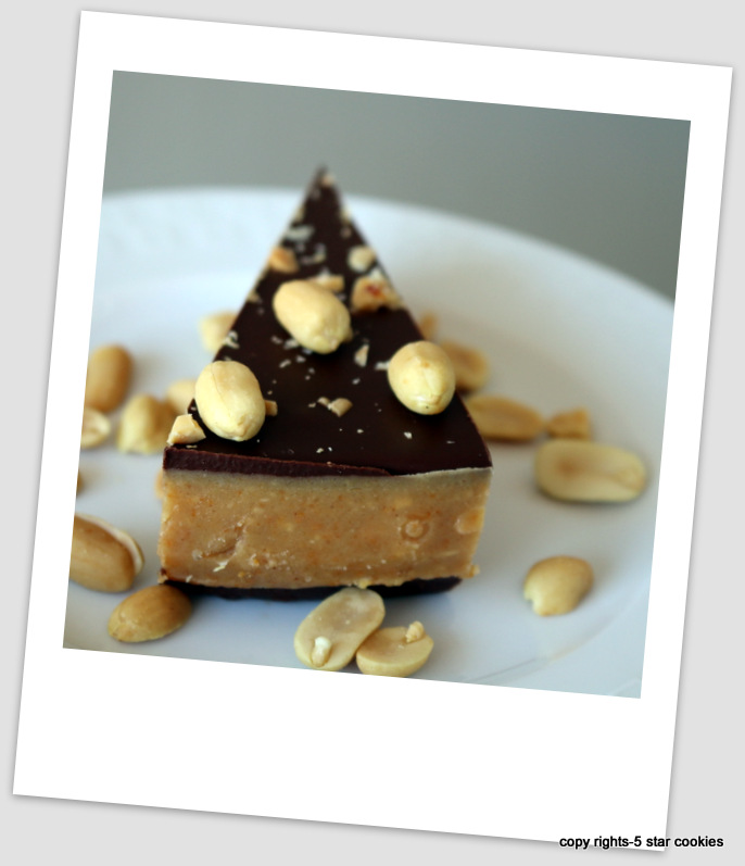 peanut butter and chocolate torte from your favorite food blog 5starcookies