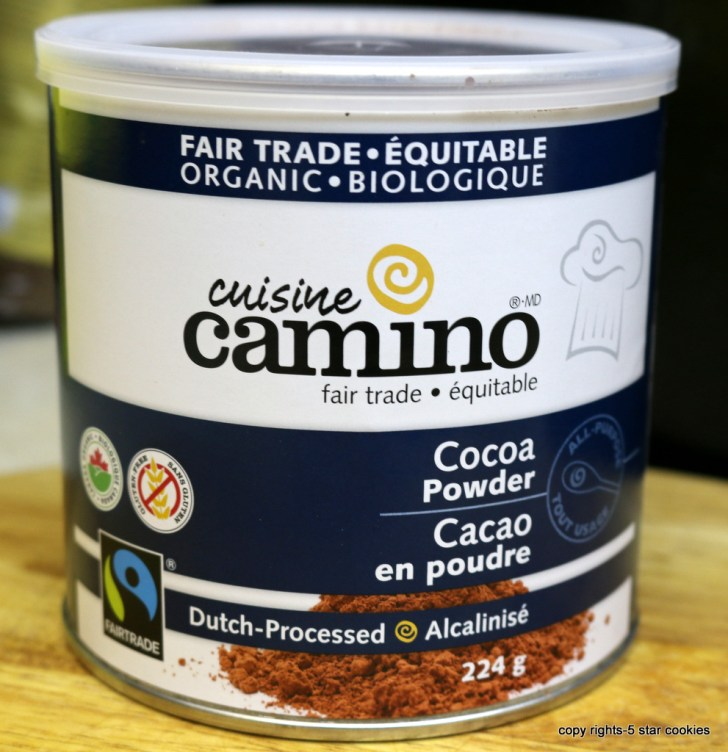 Vegan Nutella Homemade from 5starcookies food blog-Cocoa Ingredient