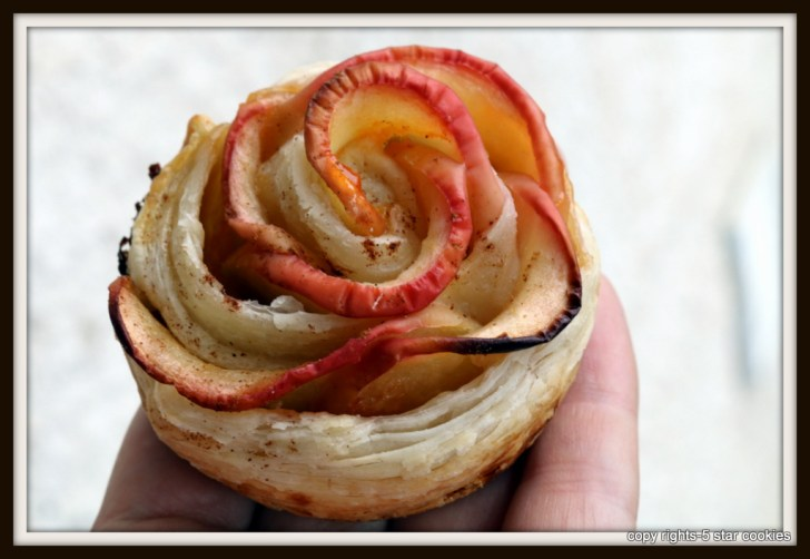 apple roses from from the best food blog 5starcookies so romantic and delicious