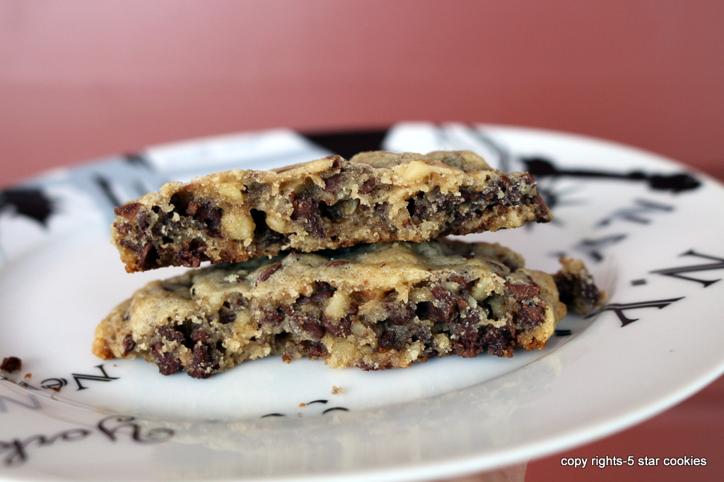 the best chocolate chip cookies from 5starcookies