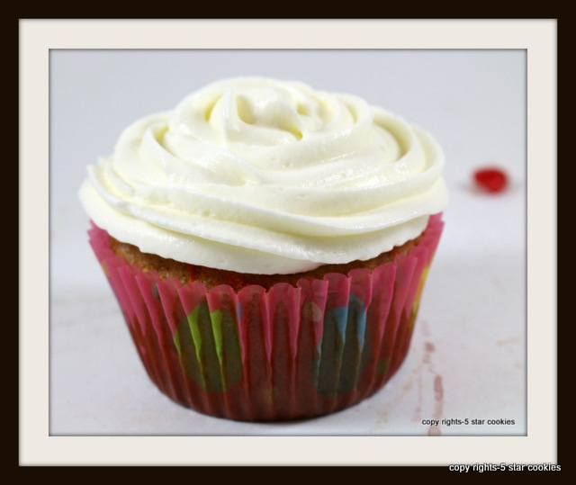 the best cheese carrot cupcakes from the best food blog 5starcookies