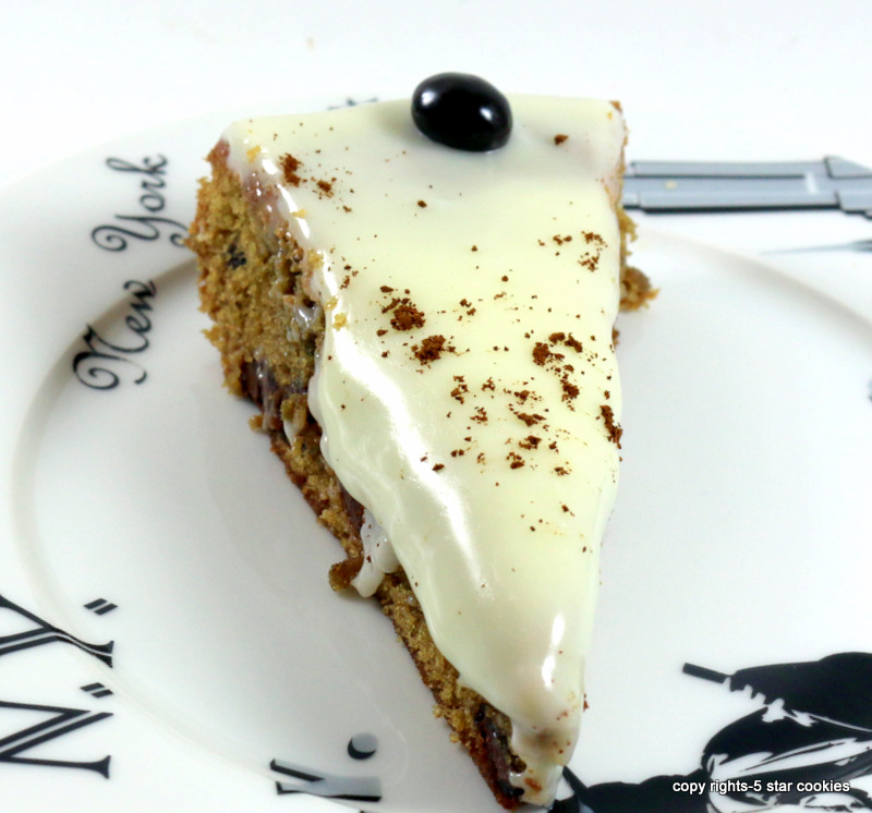 Magical White Coffee Cake from the best food blog 5starcookies