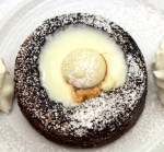 black and white lava cake from your best food blog 5starcookies