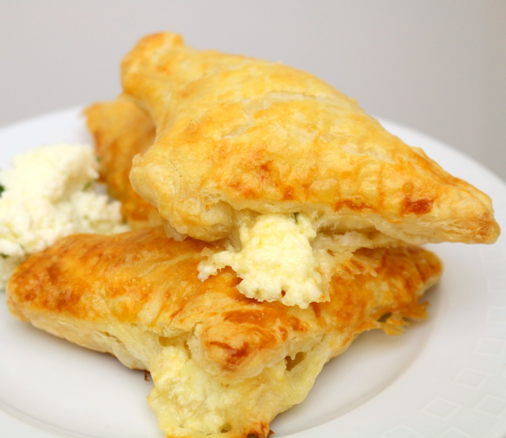 Cheese Puff Pastry from the best food blog 5starcookies