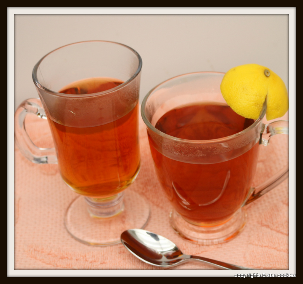 healthy grandmas sugar tea from the best food blog 5starcookies