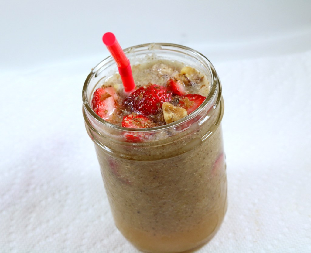Apple Chia Healthy Drink from the best food blog 5starcookies-enjoy and share this healthy drink