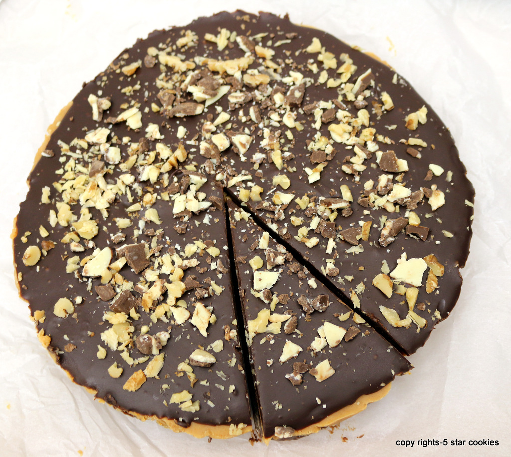 Eatmore peanut butter pie from the best food blog 5starcookies-serve with ice cream and whip cream